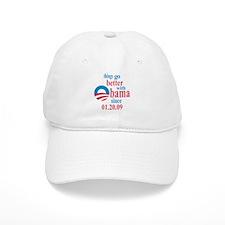 Obama Inauguration Baseball Cap