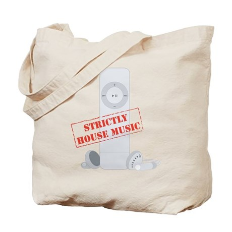 ts-music player-strict-2.png Tote Bag