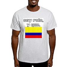 rolo Ash Grey T-Shirt