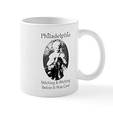 Philadelphia - Stitch and Bitch Mug