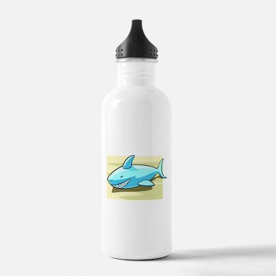 Shark Water Bottle