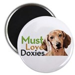 Must Love Doxies 2.25