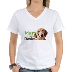 Must Love Doxies Shirt