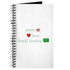 Peace Love & Saudi Arabia Journal