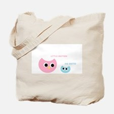 Little brother Owl Tote Bag