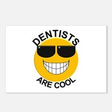 Dentists Are Cool / Sunglasses Postcards (Package