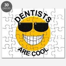 Dentists Are Cool / Sunglasses Puzzle
