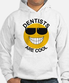 Dentists Are Cool / Sunglasses Hoodie
