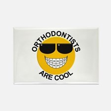 Orthodontists Are Cool Rectangle Magnet