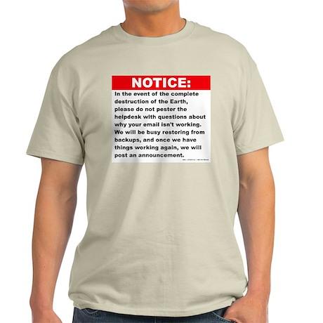 Email Light T-Shirt