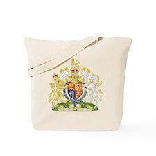 United Kingdom Coat Of Arms Tote Bag