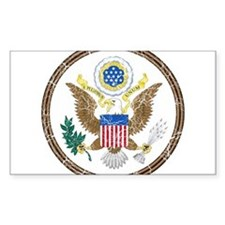 United States Coat Of Arms Decal