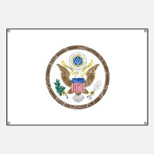 United States Coat Of Arms Banner