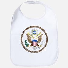 United States Coat Of Arms Bib