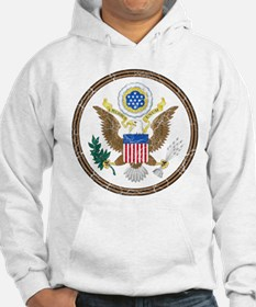 United States Coat Of Arms Hoodie