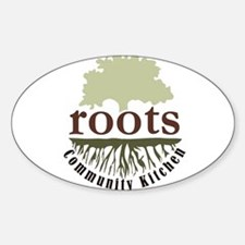 Roots Community Kitchen Logo Decal