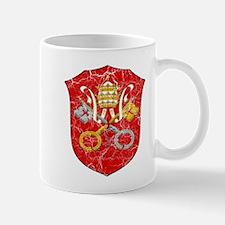 Vatican City Coat Of Arms Mug