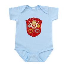 Vatican City Coat Of Arms Infant Bodysuit