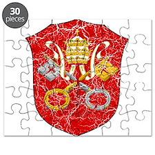 Vatican City Coat Of Arms Puzzle