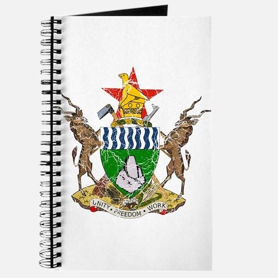 Zimbabwe Coat Of Arms Journal