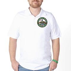 California Brothers Golf Shirt
