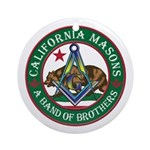 California Brothers Ornament (Round)