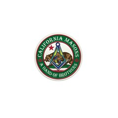 California Brothers Mini Button (10 pack)