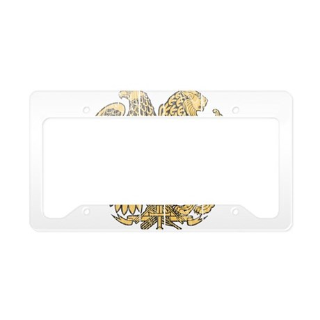 Armenia Coat Of Arms License Plate Holder