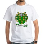 Dinsmore Coat of Arms White T-Shirt