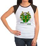 Dinsmore Coat of Arms Women's Cap Sleeve T-Shirt