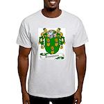 Dinsmore Coat of Arms Ash Grey T-Shirt