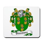 Dinsmore Coat of Arms Mousepad