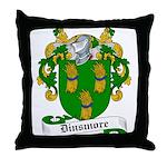 Dinsmore Coat of Arms Throw Pillow