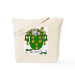 Dinsmore Coat of Arms Tote Bag
