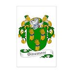 Dinsmore Coat of Arms Mini Poster Print