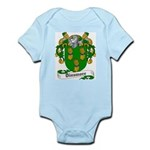 Dinsmore Coat of Arms Infant Creeper