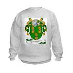 Dinsmore Coat of Arms Kids Sweatshirt