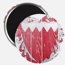 Bahrain Coat Of Arms Magnet