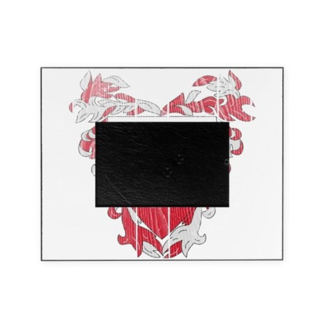 Bahrain Coat Of Arms Picture Frame