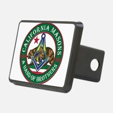 California Freemasons Hitch Cover