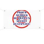 Death List Banner