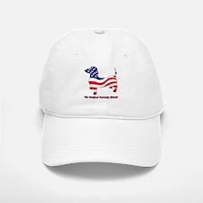Original Patriotic Wiener Dac Baseball Baseball Cap