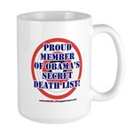 Death List Large Mug