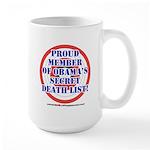 Death List Large Mug