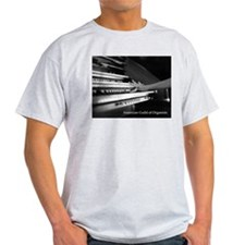 AGO-Poster-Child-calendar T-Shirt