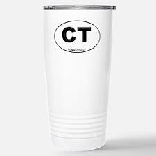Connecticut State Travel Mug