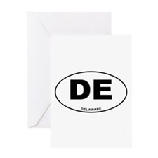 Delaware State Greeting Card