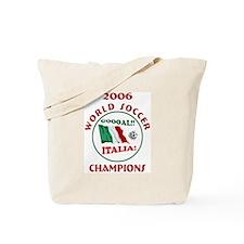 GOAL ITALIA! 2006 Champions Tote Bag