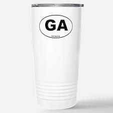 Georgia State Travel Mug