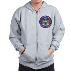 New York Brothers Zip Hoodie